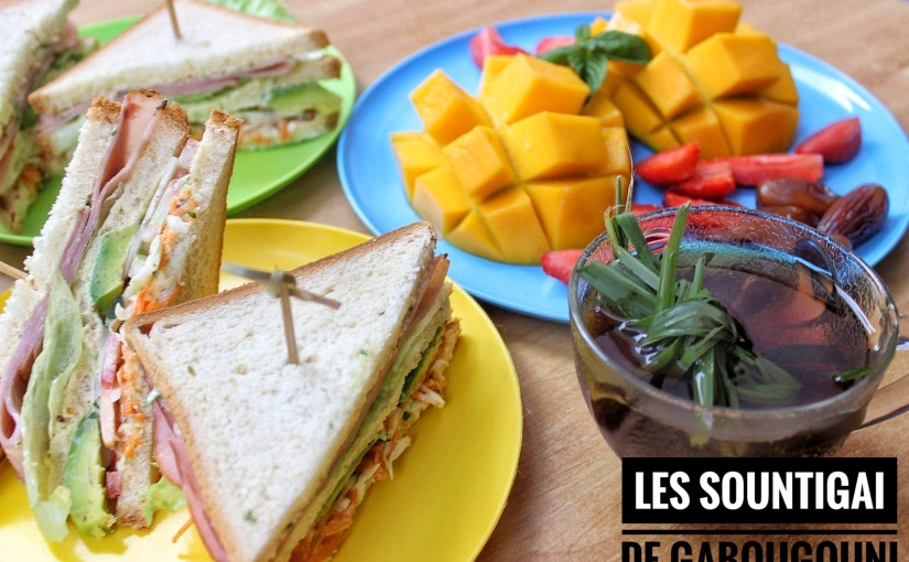 Sandwich Club #Sountigai de Gabougouni