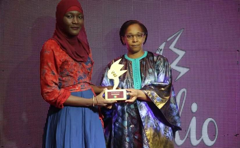 Gabougouni, élue SADIO Numérique 2017!